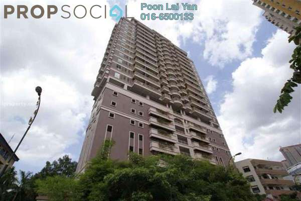 For Sale Condominium at Casa Mutiara, Pudu Freehold Fully Furnished 3R/2B 730k