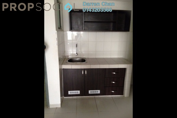 For Sale Condominium at South City Plaza, Seri Kembangan Freehold Fully Furnished 1R/1B 250k