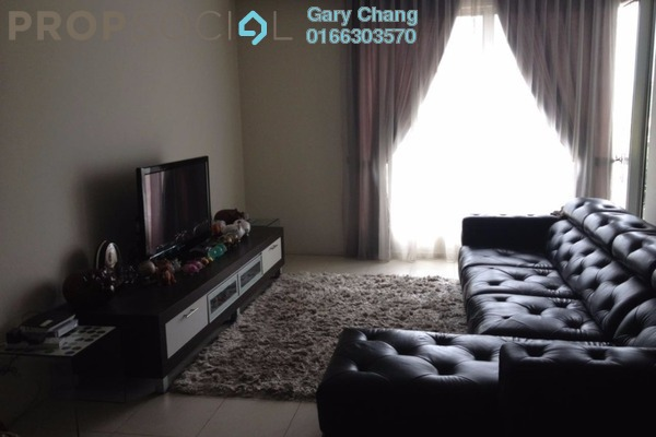 For Rent Condominium at Casa Indah 2, Tropicana Leasehold Fully Furnished 2R/2B 2.5k