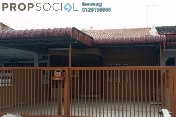For Sale Terrace at Taman Sri Andalas, Klang Leasehold Unfurnished 3R/2B 350k
