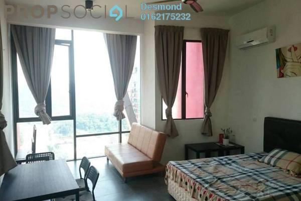 For Rent SoHo/Studio at Empire Damansara, Damansara Perdana Leasehold Fully Furnished 1R/1B 1.2k