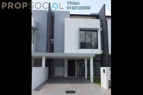 For Rent Villa at Blu Constellation, Seri Kembangan Leasehold Fully Furnished 6R/5B 5k