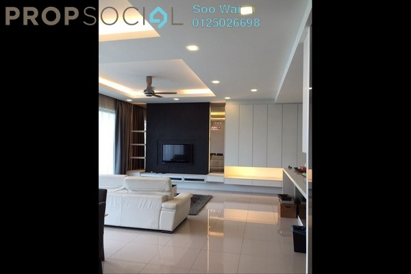 For Rent Condominium at The Park Residences, Bangsar South Leasehold Fully Furnished 3R/0B 6.5k