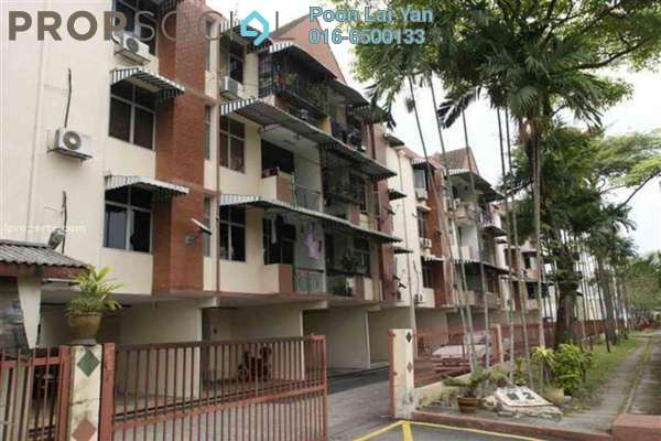 For Sale Condominium at Taman Maluri, Cheras Leasehold Unfurnished 3R/2B 375k
