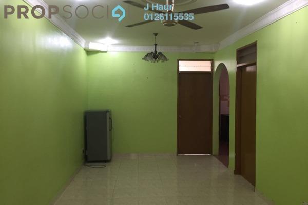 For Rent Apartment at Mentari Court 1, Bandar Sunway Leasehold Semi Furnished 3R/2B 1k