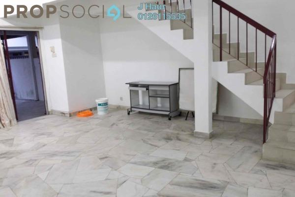 For Sale Terrace at PJS 10, Bandar Sunway Leasehold Semi Furnished 4R/2B 580k