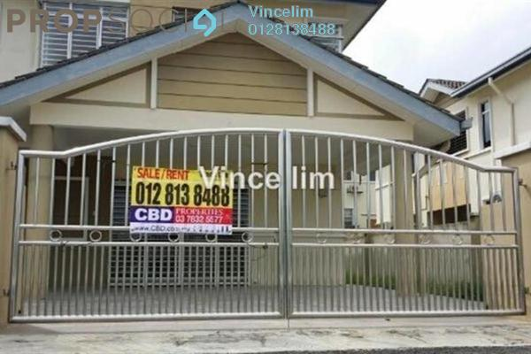 For Sale Semi-Detached at Taman Jelok Impian, Kajang Freehold Semi Furnished 4R/4B 1.1m