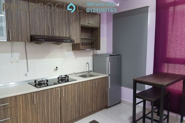 For Rent Serviced Residence at The Domain, Cyberjaya Freehold Fully Furnished 1R/2B 1.1k