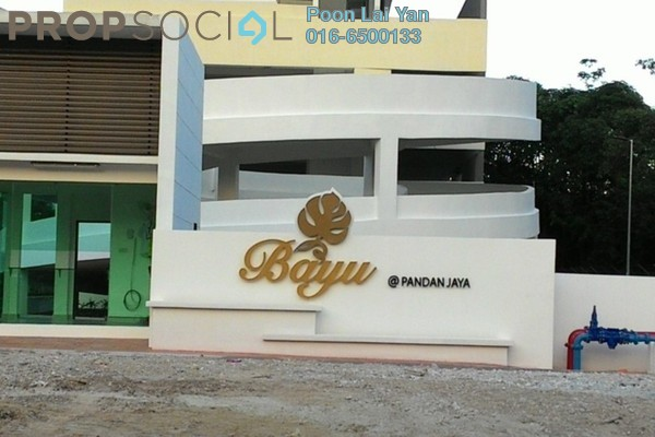 For Rent Condominium at Pandan Jaya, Pandan Indah Leasehold Unfurnished 3R/2B 1.9k