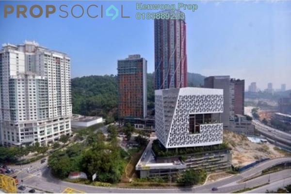 For Rent Condominium at Empire Damansara, Damansara Perdana Leasehold Fully Furnished 1R/1B 1.2k