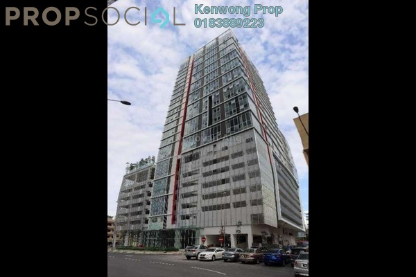 For Rent Office at Menara Centara, Chow Kit Freehold Unfurnished 0R/0B 3.0千