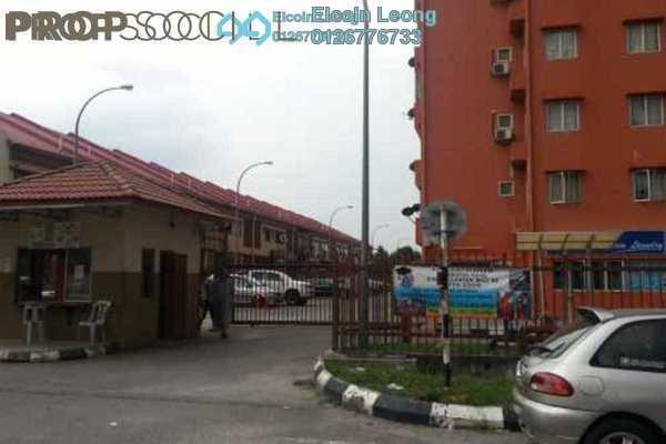 For Sale Apartment at Sri Dahlia Apartment, Kajang Freehold Unfurnished 3R/2B 265k