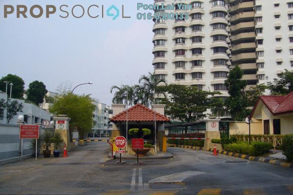 For Rent Condominium at Menara Polo, Ampang Hilir Leasehold Fully Furnished 3R/2B 2.3k