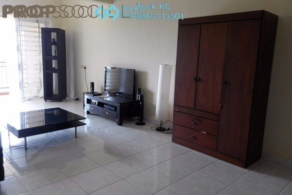 For Rent Condominium at Cyber Heights Villa, Cyberjaya Freehold Fully Furnished 3R/2B 1.65k