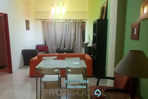 For Sale Apartment at Dataran Otomobil, Shah Alam Leasehold Fully Furnished 3R/2B 290k