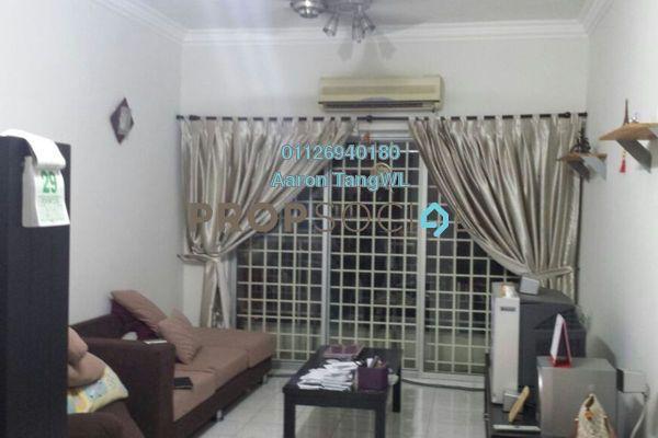 For Sale Condominium at Menara Menjalara, Bandar Menjalara Freehold Semi Furnished 3R/2B 470k