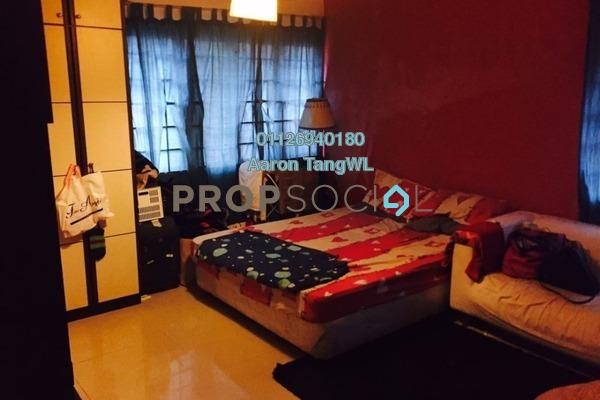 For Sale Condominium at Menara Sri Damansara, Bandar Sri Damansara Freehold Semi Furnished 3R/2B 470k