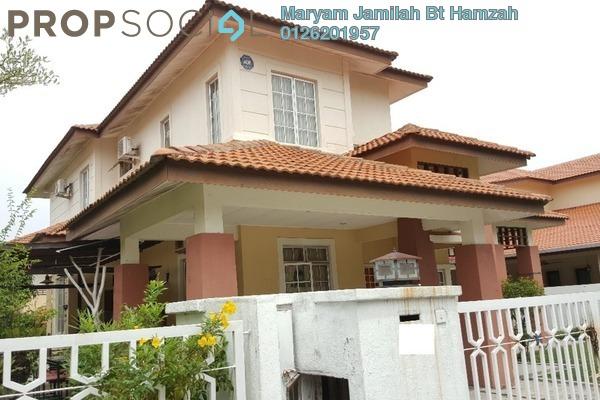 For Sale Bungalow at Seksyen 6, Bandar Bukit Mahkota Leasehold Semi Furnished 6R/5B 1.29m