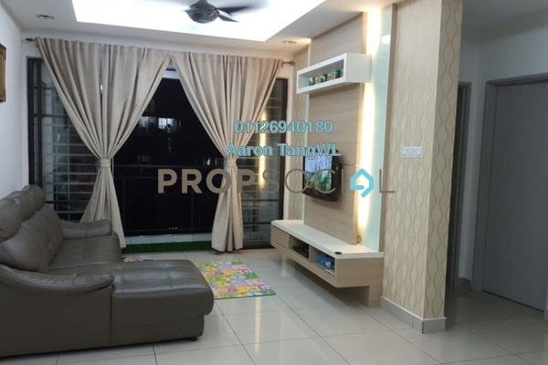 For Sale Condominium at One Damansara, Damansara Damai Leasehold Semi Furnished 3R/2B 450k