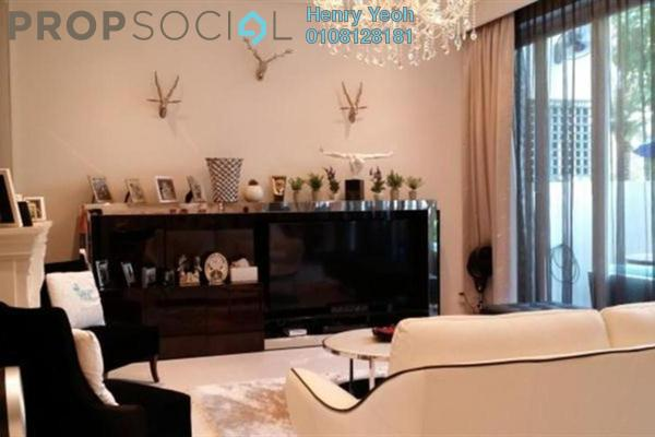For Sale Terrace at Kiara 9, Mont Kiara Freehold Fully Furnished 4R/7B 4.3m