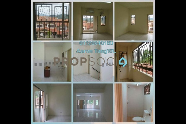 For Sale Townhouse at Amansiara, Selayang Leasehold Unfurnished 3R/2B 370k