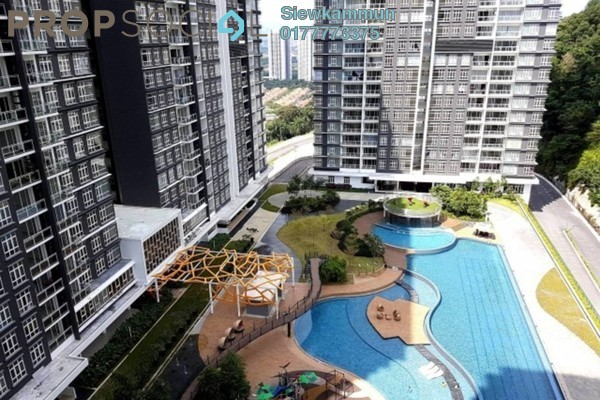 For Sale Condominium at Damansara Foresta, Bandar Sri Damansara Freehold Unfurnished 4R/3B 780k