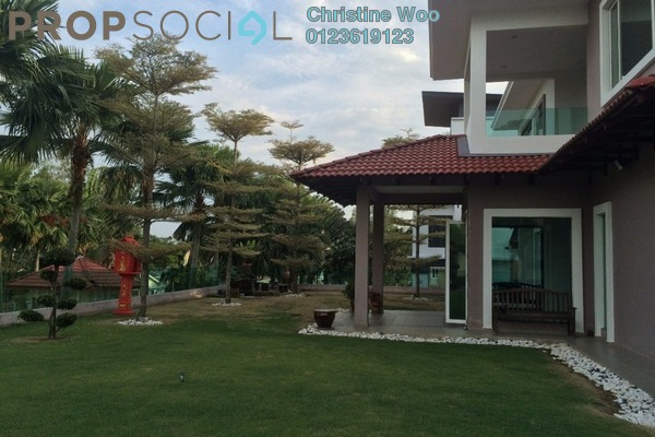 For Sale Bungalow at Mon't Jade, Seremban Freehold Semi Furnished 5R/5B 1.9m
