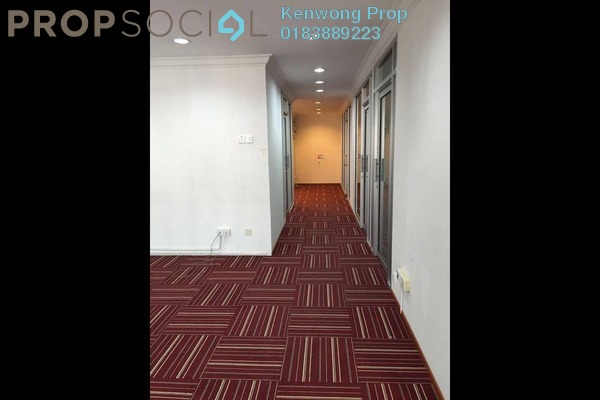 For Rent Office at Perdana The Place, Damansara Perdana Leasehold Fully Furnished 0R/0B 3k