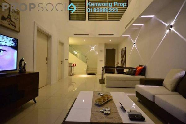 For Rent Condominium at M City, Ampang Hilir Freehold Fully Furnished 3R/2B 4k