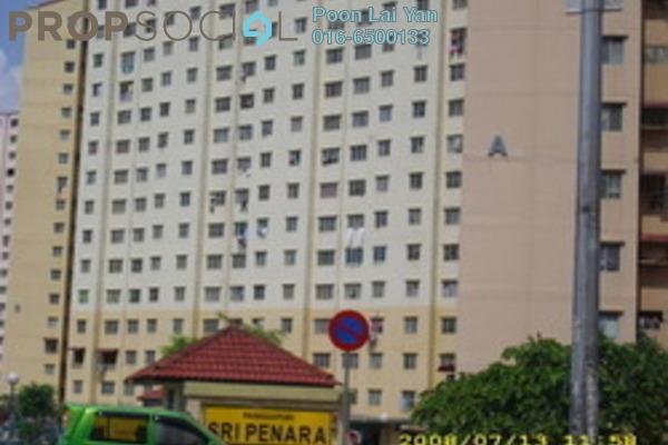 For Rent Condominium at Sri Penara, Bandar Sri Permaisuri Leasehold Fully Furnished 3R/2B 1.3k