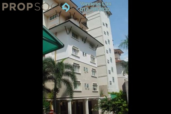For Rent Condominium at Lojing Heights 1, Wangsa Maju Leasehold Semi Furnished 3R/2B 1.4k