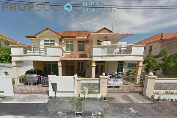 For Rent Semi-Detached at Taman Cendana, Juru Freehold Unfurnished 4R/3B 1.3k