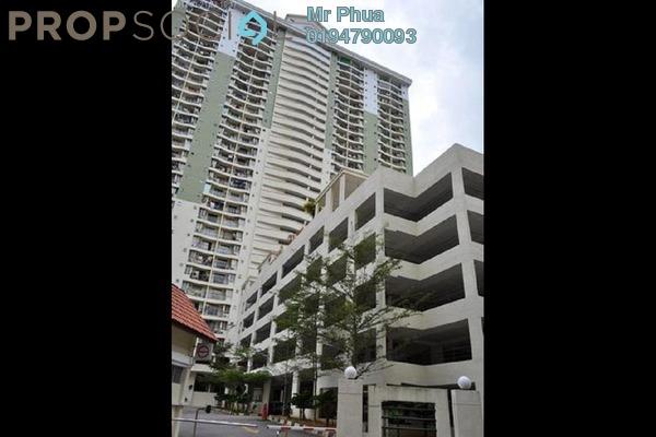 For Sale Apartment at Relau Vista, Relau Freehold Semi Furnished 3R/2B 345k