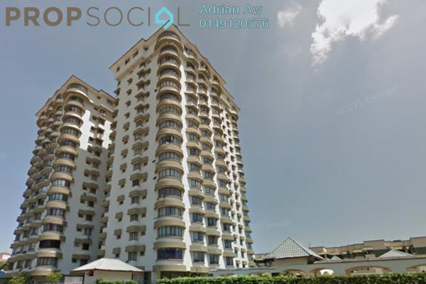 For Rent Condominium at Menara Polo, Ampang Hilir Leasehold Semi Furnished 2R/2B 2.4k