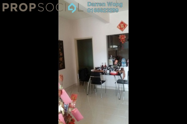 For Sale Condominium at Juta Mines, Seri Kembangan Leasehold Semi Furnished 3R/2B 299k