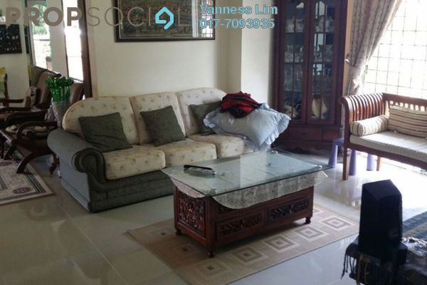 For Rent Condominium at Taman Cheras Utama, Cheras South Freehold Semi Furnished 4R/3B 1.6k
