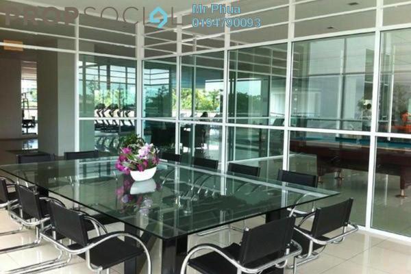 For Sale Condominium at Zan Pavillon, Sungai Ara Freehold Fully Furnished 5R/4B 1.05m