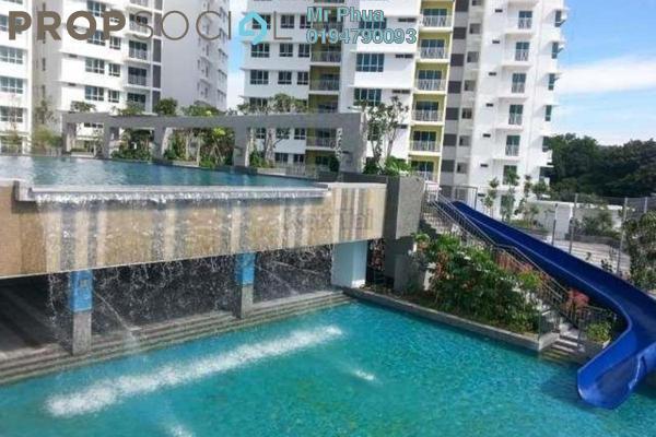 For Sale Apartment at Fiera Vista, Sungai Ara Freehold Semi Furnished 4R/2B 662k