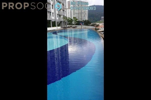 For Sale Condominium at Sierra Residences, Sungai Ara Freehold Unfurnished 4R/4B 480k