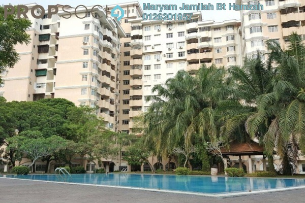 For Sale Apartment at Vista Seri Putra, Bandar Seri Putra Freehold Semi Furnished 3R/2B 295k