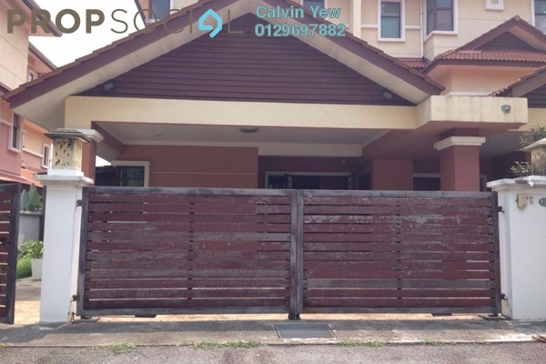 For Rent Terrace at Ampang Saujana, Ampang Leasehold Unfurnished 4R/3B 1.5k