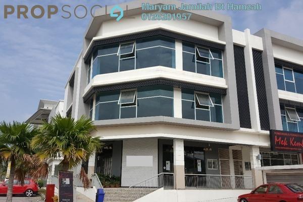 For Rent Office at Bangi Gateway, Bandar Baru Bangi Freehold Semi Furnished 0R/2B 3k
