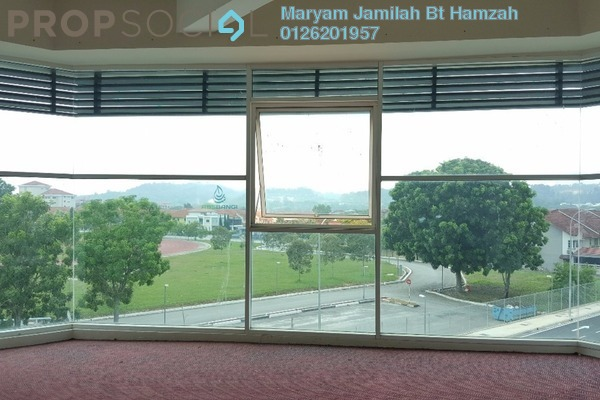 For Rent Office at Bangi Gateway, Bandar Baru Bangi Freehold Semi Furnished 0R/2B 5k