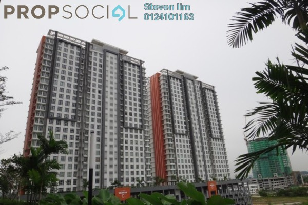 For Rent Serviced Residence at The Arc, Cyberjaya Freehold Fully Furnished 3R/2B 1.65k