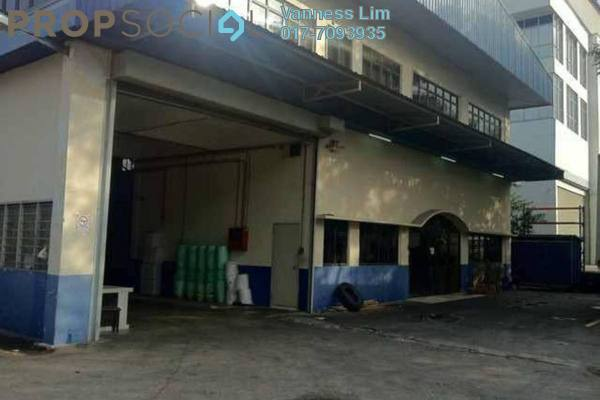 For Rent Factory at BRP 4, Bukit Rahman Putra Freehold Semi Furnished 0R/0B 17k