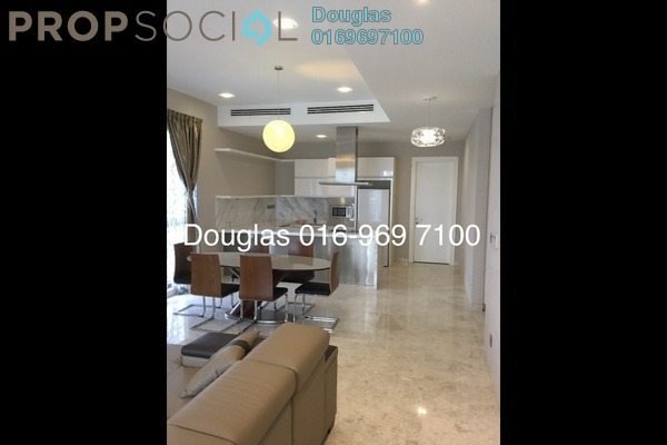 For Rent Condominium at Icon Residence, Dutamas Freehold Fully Furnished 2R/2B 4.1k