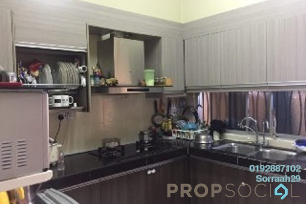 For Sale Terrace at Taman Seri Alam, Sungai Buloh Freehold Unfurnished 4R/2B 370k