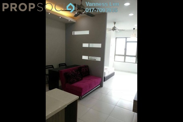 For Rent Condominium at Surian Condominiums, Mutiara Damansara Freehold Fully Furnished 3R/2B 6.5k