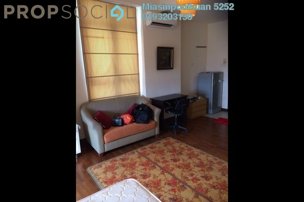 For Rent Condominium at The Heritage, Seri Kembangan Leasehold Fully Furnished 0R/1B 1.2k