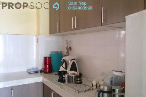 For Sale Condominium at Danau Impian, Taman Desa Leasehold Fully Furnished 3R/2B 498k